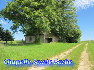 Chapelle Sainte Barbe 7 juillet 2013